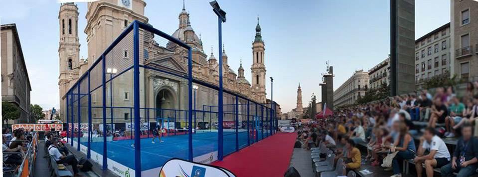 Zaragoza p del club pistas de p del en centros for Tarifas piscinas municipales zaragoza